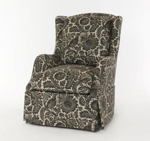 Highland House - Rachel Swivel Chair - 222SW