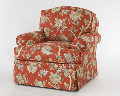 Highland House - Emily Swivel Chair - 2567SW