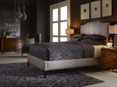 Highland House - Belle Queen Bed - HH20-165