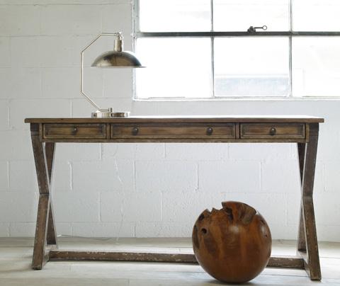 Hooker Furniture - Bennett X-Base Writing Desk - 638-50003