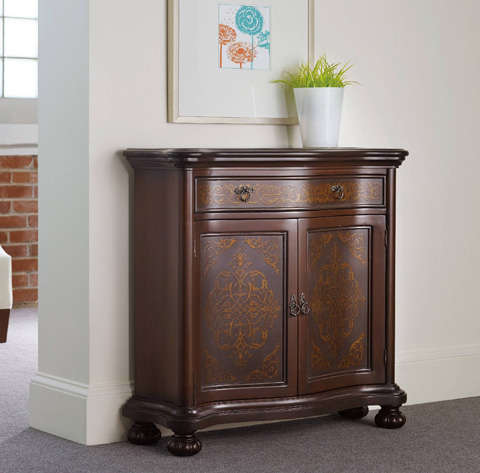 Hooker Furniture - Seven Seas Hall Chest - 500-50-551
