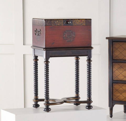 Hooker Furniture - Dynasty Box on Stand - 500-50-774