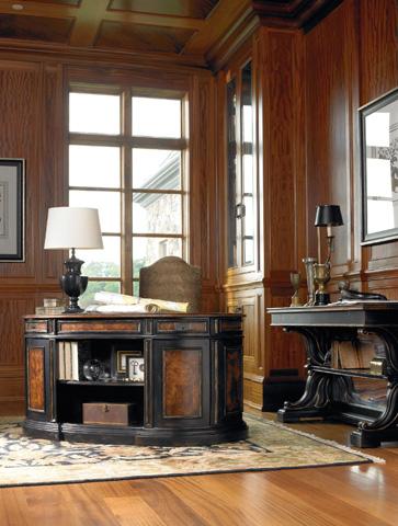 Hooker Furniture - Grandover Mirrored Back Console - 5029-50003