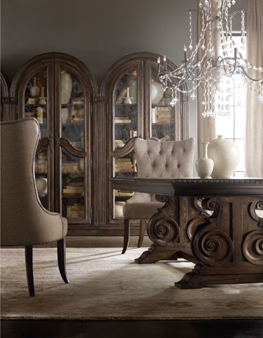 Hooker Furniture - Rhapsody Bunching Curio - 5070-50001