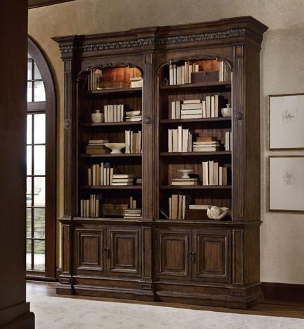 Hooker Furniture - Adagio Double Bookcase - 5091-10226