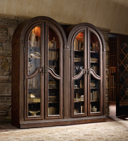 Hooker Furniture - Adagio Bunching Curio - 5091-50001
