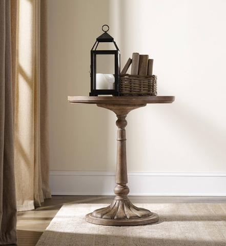 Hooker Furniture - Corsica Round Bedside Table - 5180-90015