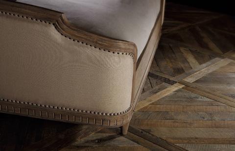 Hooker Furniture - Corsica King Upholstery Shelter Bed - 5180-90866