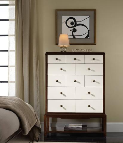 Hooker Furniture - PalisadeTwelve Drawer Chest - 5185-90110