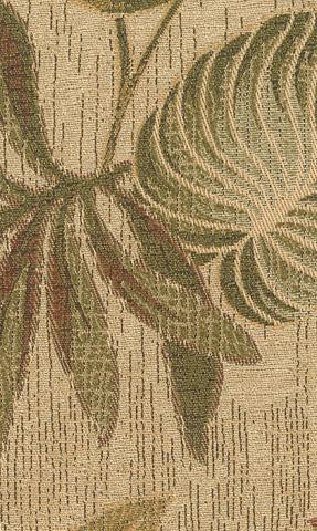 Hooker Furniture - Windward Dart Honey Loveseat - 1125-52014