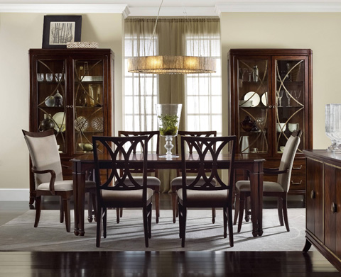 Hooker Furniture - Splat Back Side Chair - 5183-75310