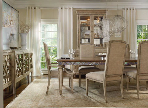 Hooker Furniture - Mirage Side Chair - 3002-75430