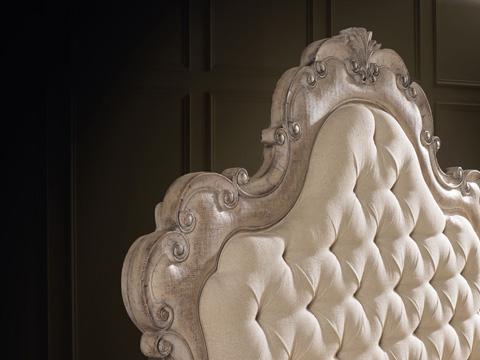 Hooker Furniture - Upholstered Panel Bed - 5450-90866