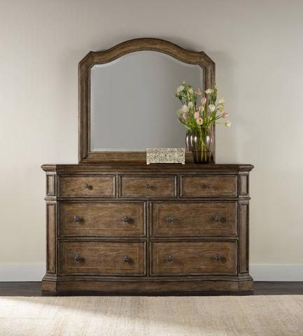 Hooker Furniture - Seven Drawer Dresser - 5291-90002