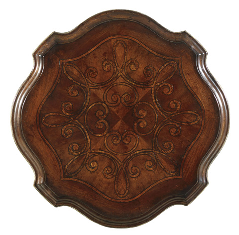 Hooker Furniture - Grand Palais Round End Table - 5272-80114