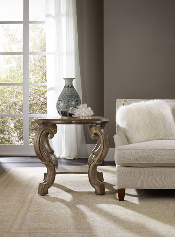 Hooker Furniture - Solana Lamp Table - 5291-80115
