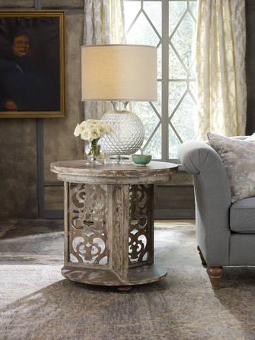 Hooker Furniture - Chatelet Round Accent Table - 5351-50001