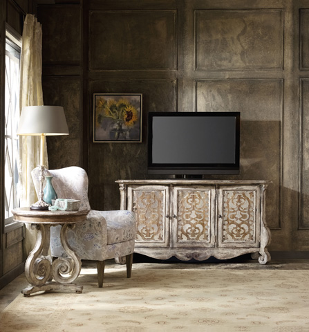 Hooker Furniture - Chatelet Entertainment Console - 5351-55468