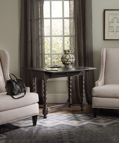 Hooker Furniture - Treviso Flip-Top Accent Table - 5374-50002