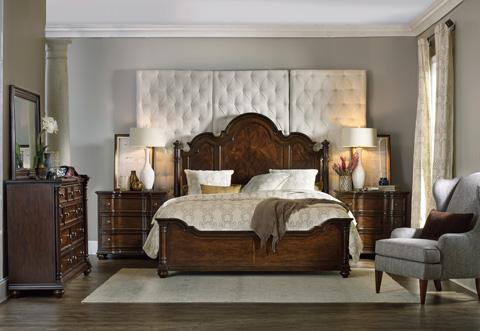 Hooker Furniture - Leesburg Landscape Mirror - 5381-90008