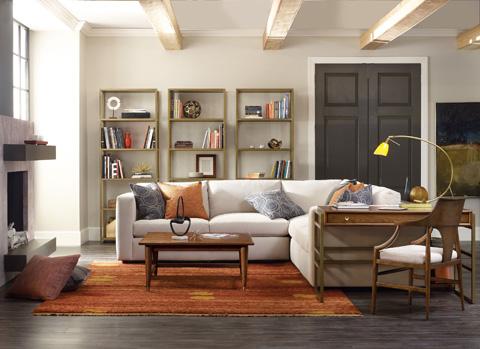 Hooker Furniture - Studio 7H Tall Metal Bookcase - 5398-10443