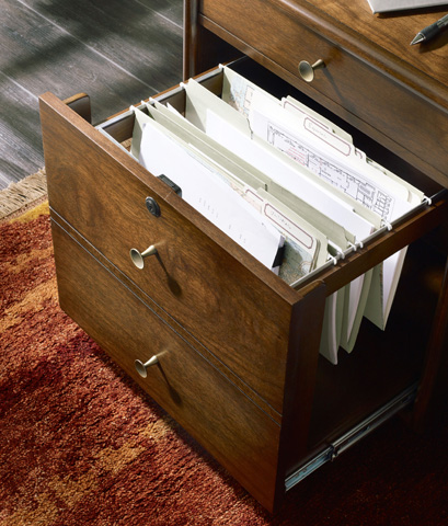 Hooker Furniture - Studio 7H Buddy Chairside File Cabinet - 5398-80113