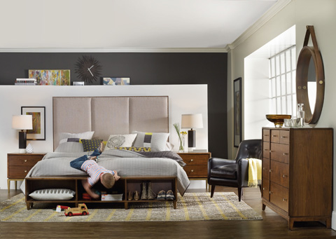 Hooker Furniture - Studio 7H Portal Round Mirror - 5398-90007