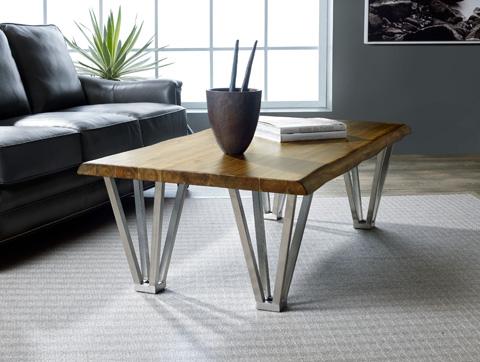 Hooker Furniture - Live Edge Cocktail Table - 5490-50001