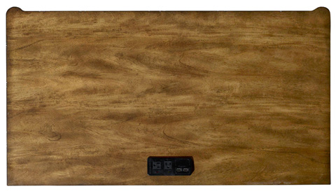 Hooker Furniture - Saint Armand Wall Desk - 5600-70436