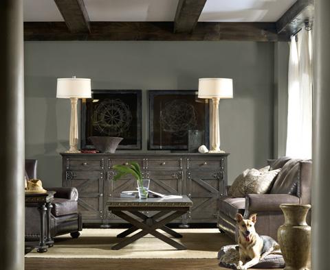 Hooker Furniture - Vintage West Storage Credenza - 5700-85001