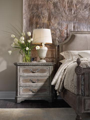 Hooker Furniture - True Vintage Nightstand - 5701-90016