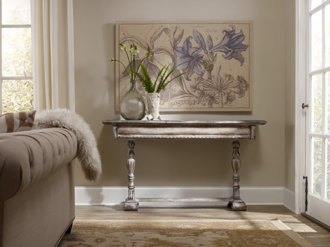 Hooker Furniture - Chatelet Skinny Console - 5853-85001