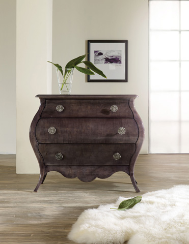 Hooker Furniture - Melange Mini Nina Bombe Chest - 638-50180