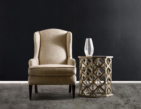 Hooker Furniture - Melange Nico End Table - 638-50271