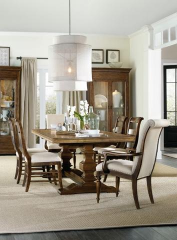 Hooker Furniture - Archivist Ladderback Side Chair - 5447-75710