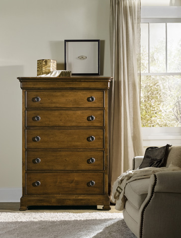Hooker Furniture - Archivist Six-Drawer Chest - 5447-90010