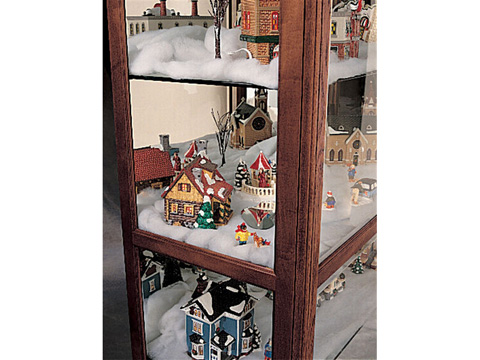 Howard Miller Clock Co. - Townsend Display Cabinet - 680-235