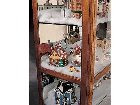 Howard Miller Clock Co. - Parkview Display Cabinet - 680-237