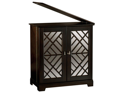 Howard Miller Clock Co. - Barolo Console Wine and Bar Cabinet - 695-150