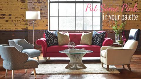Huntington House - Tufted Back Sofa - 7469-20