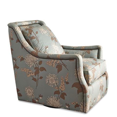 Huntington House - Swivel Chair - 7232-56