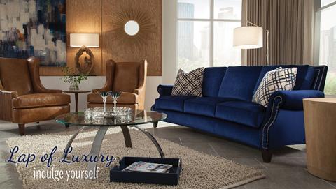 Huntington House - Sofa - 7249-20