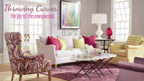Huntington House - Sofa - 7251-20