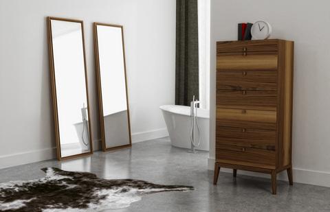Huppe - Horizontal Mirror - 002140