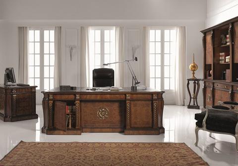 Hurtado - Executive Desk - DA7001