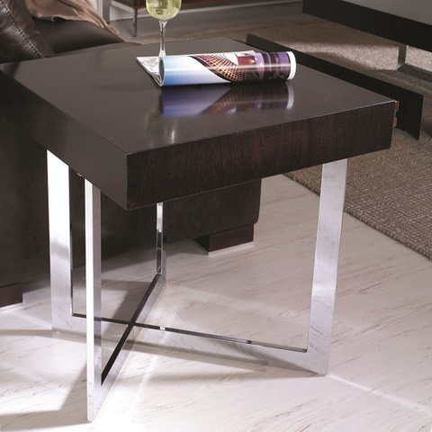 Hurtado - End Table with Drawer - Q71018