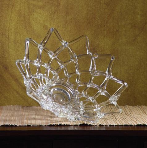 IMAX Worldwide Home - Glass Web Bowl - 73003