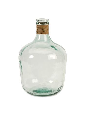 IMAX Worldwide Home - Boccioni Small Recycled Glass Jug - 84508