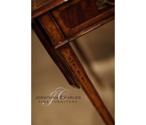 Jonathan Charles - Regency Mahogany Pembroke Table - 492603