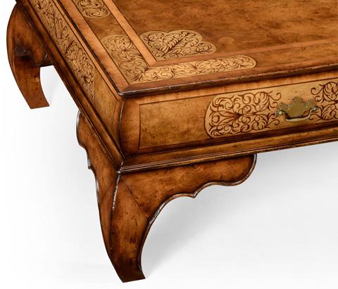 Jonathan Charles - Seaweed Opium Coffee Table - 492655